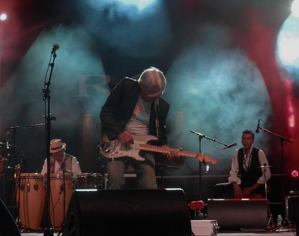 Roé live arènes de Nîmes 5