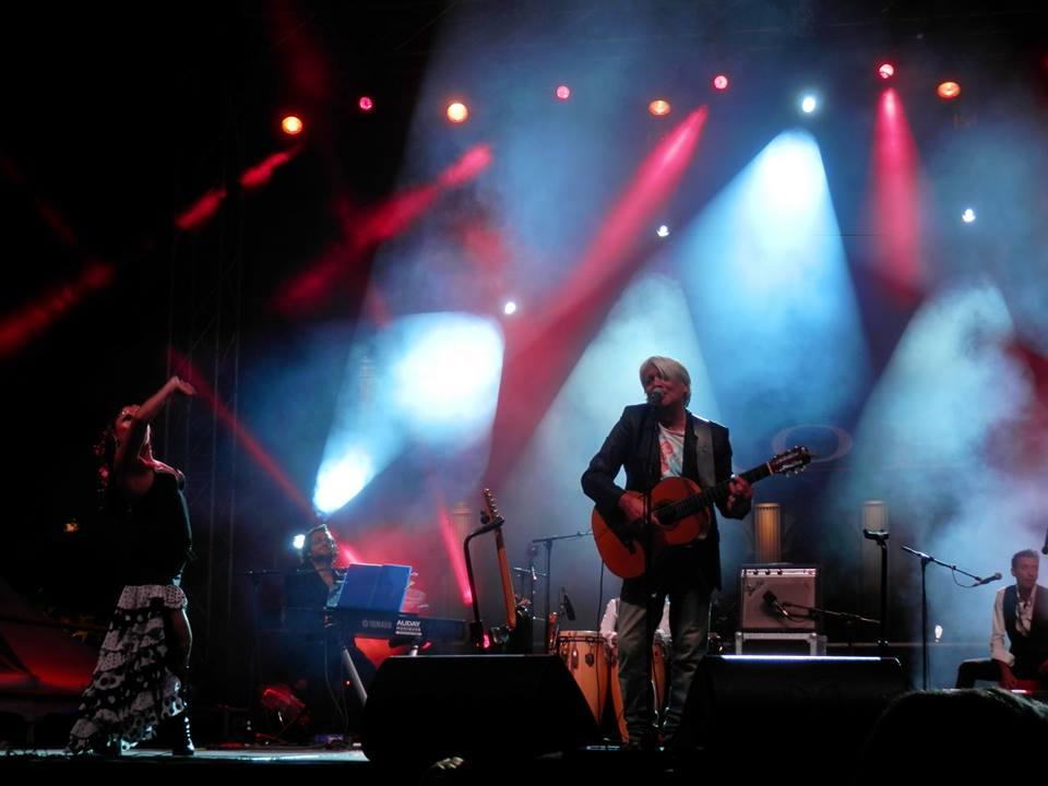Roé live arènes de Nîmes 8