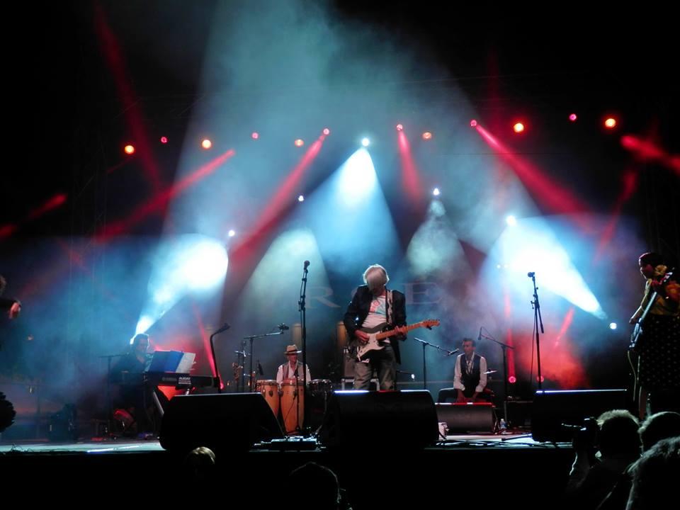 Roé live arènes de Nîmes 9