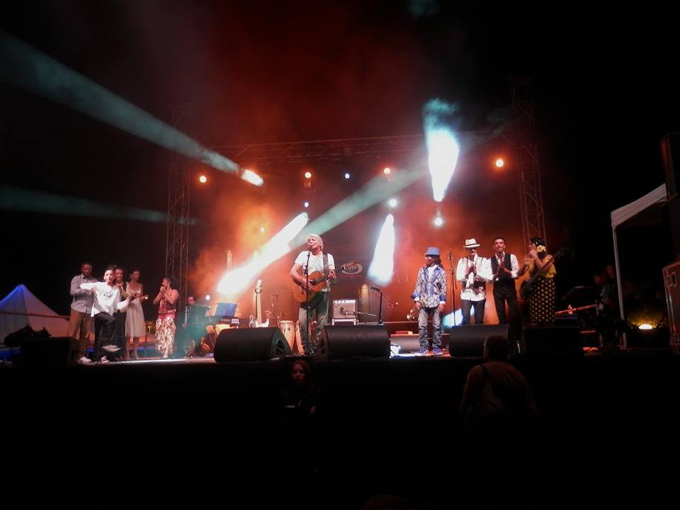 Roé live arènes de Nîmes 11