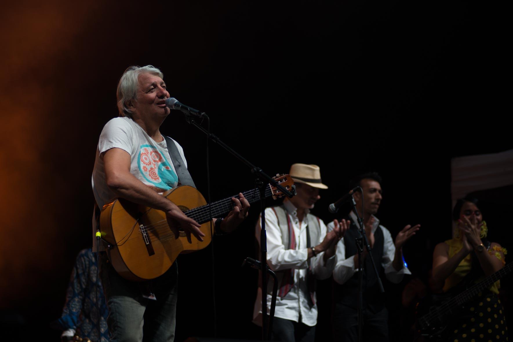 Roé live arènes de Nîmes 3