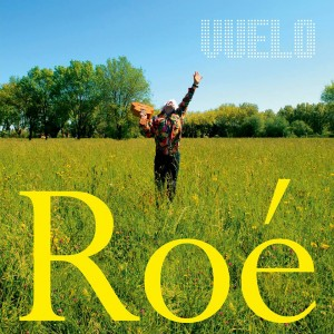 Roé - Pochette album Vuelo