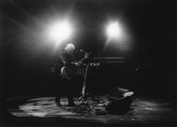 Andrès Roé en concert