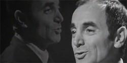 Aznavour La Boheme