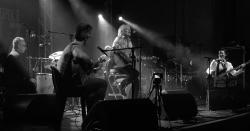 Photo Andrès Roé en concert